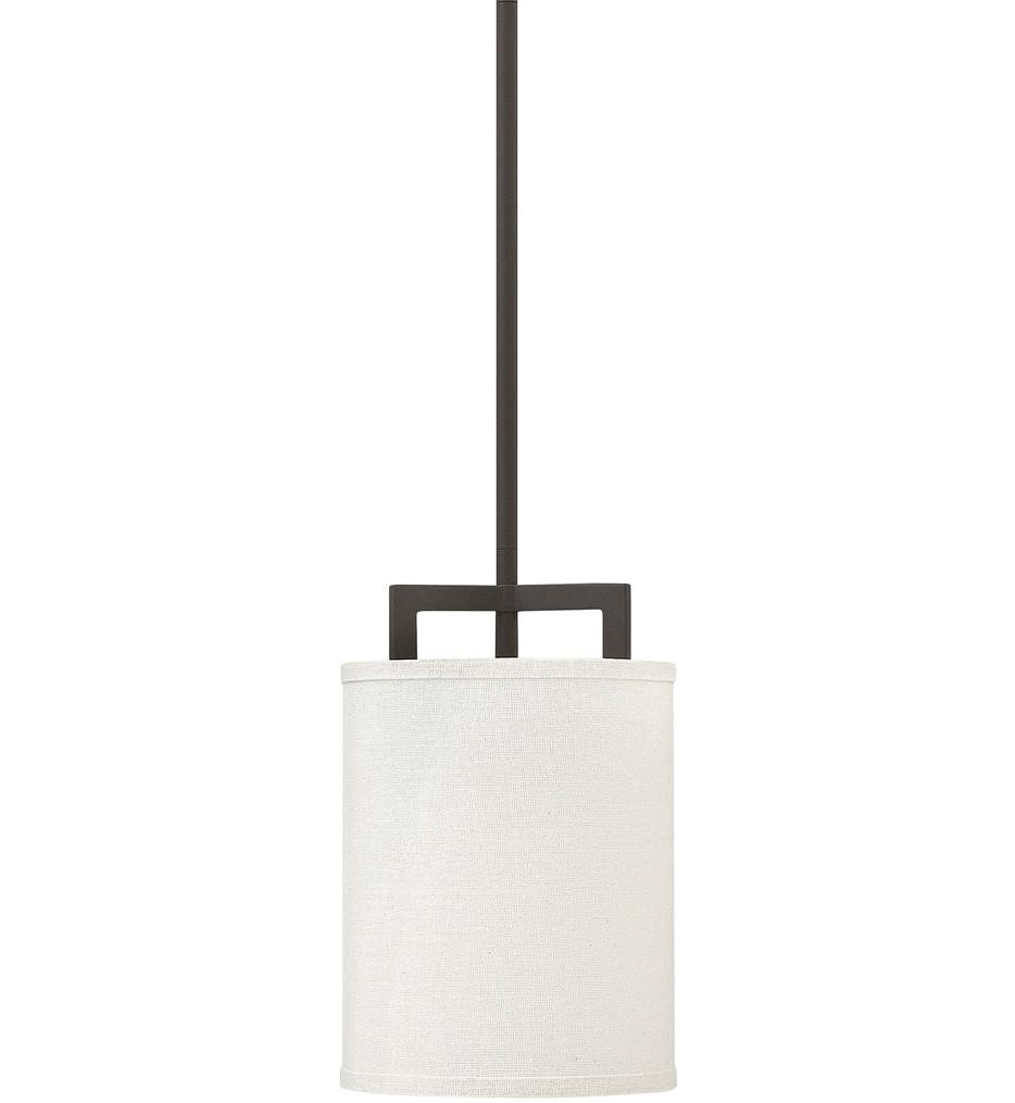 Hinkley Lighting - Hampton 11.75 Inch Mini-Pendant