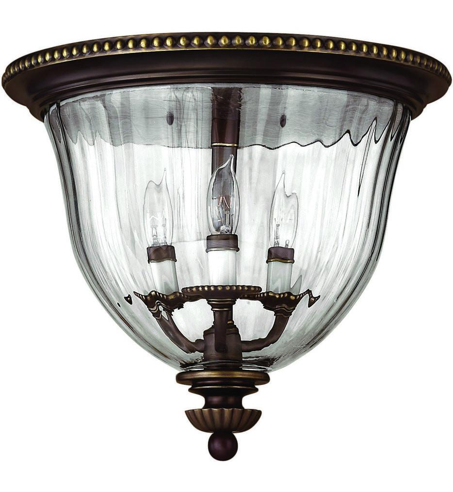 Hinkley Lighting - Cambridge Flush Mount