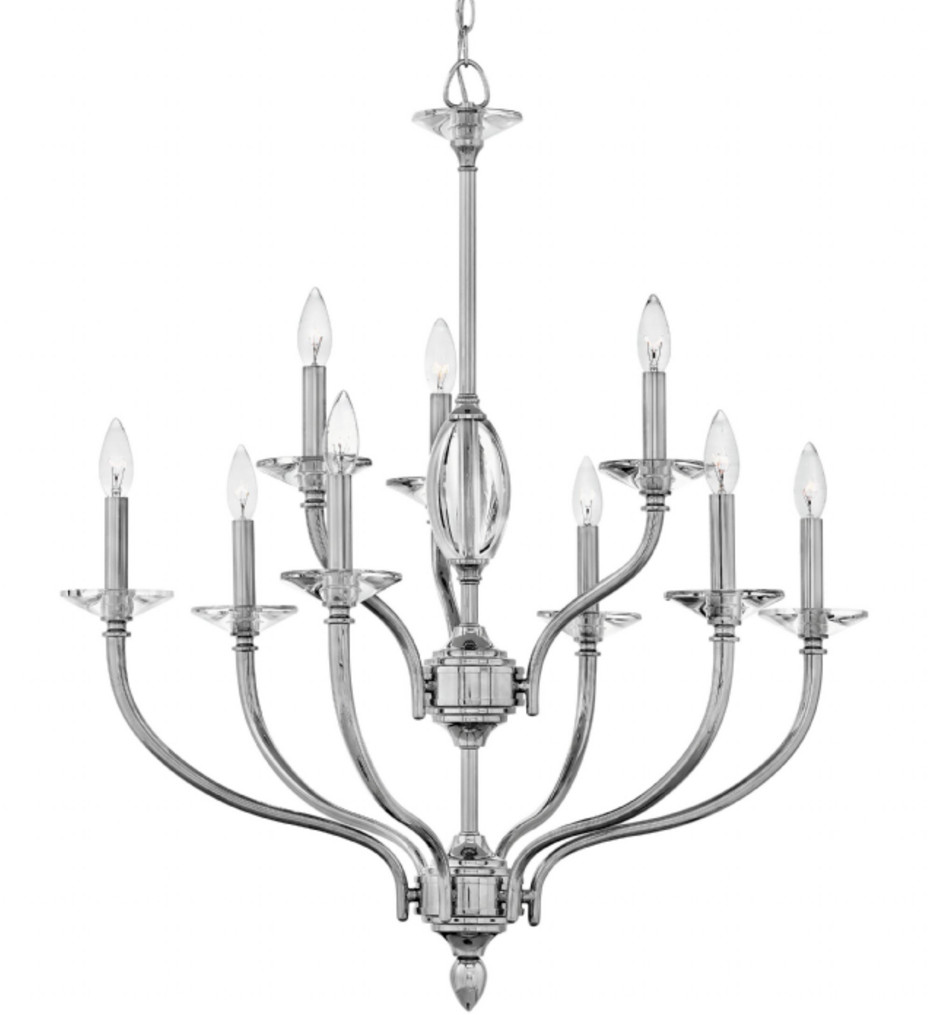 Hinkley Lighting - Surrey 30.25 Inch Chandelier