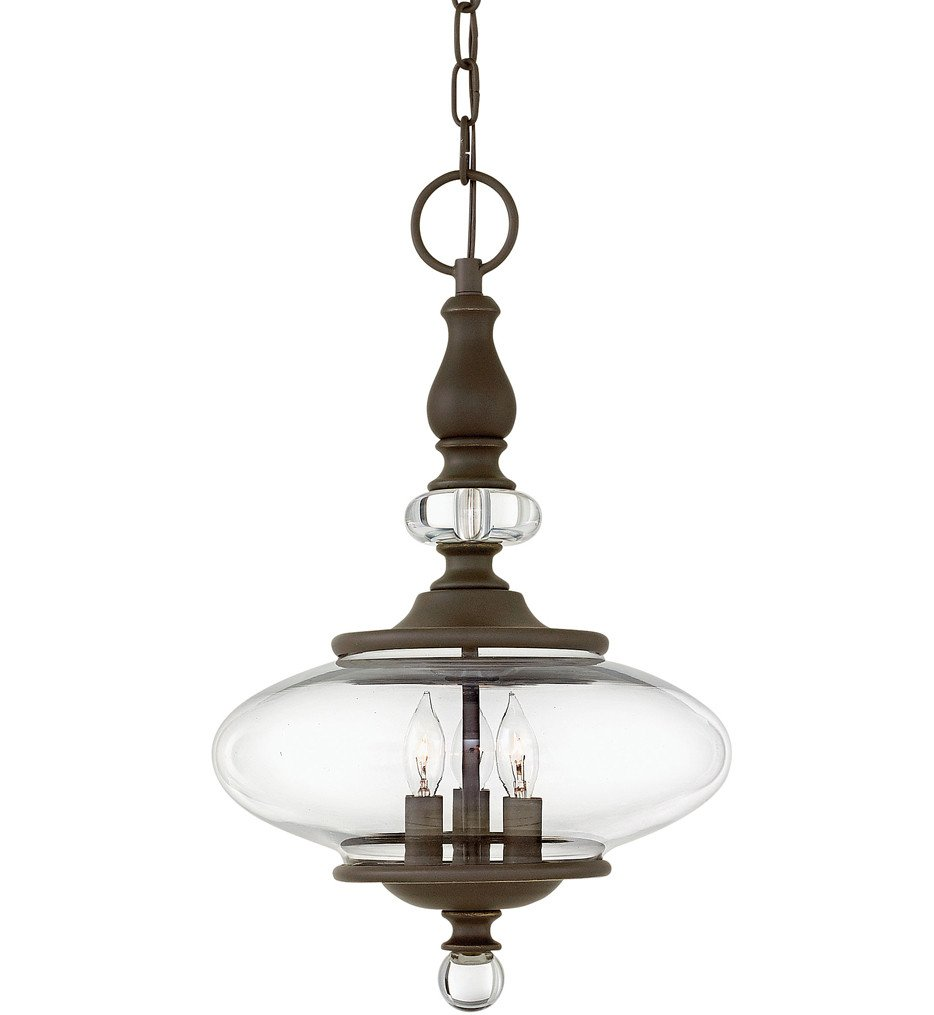 Hinkley Lighting - Wexley 12 Inch Chandelier