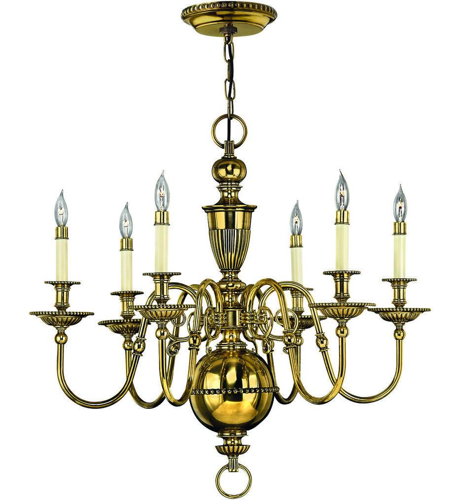 Hinkley Lighting - Cambridge Chandelier
