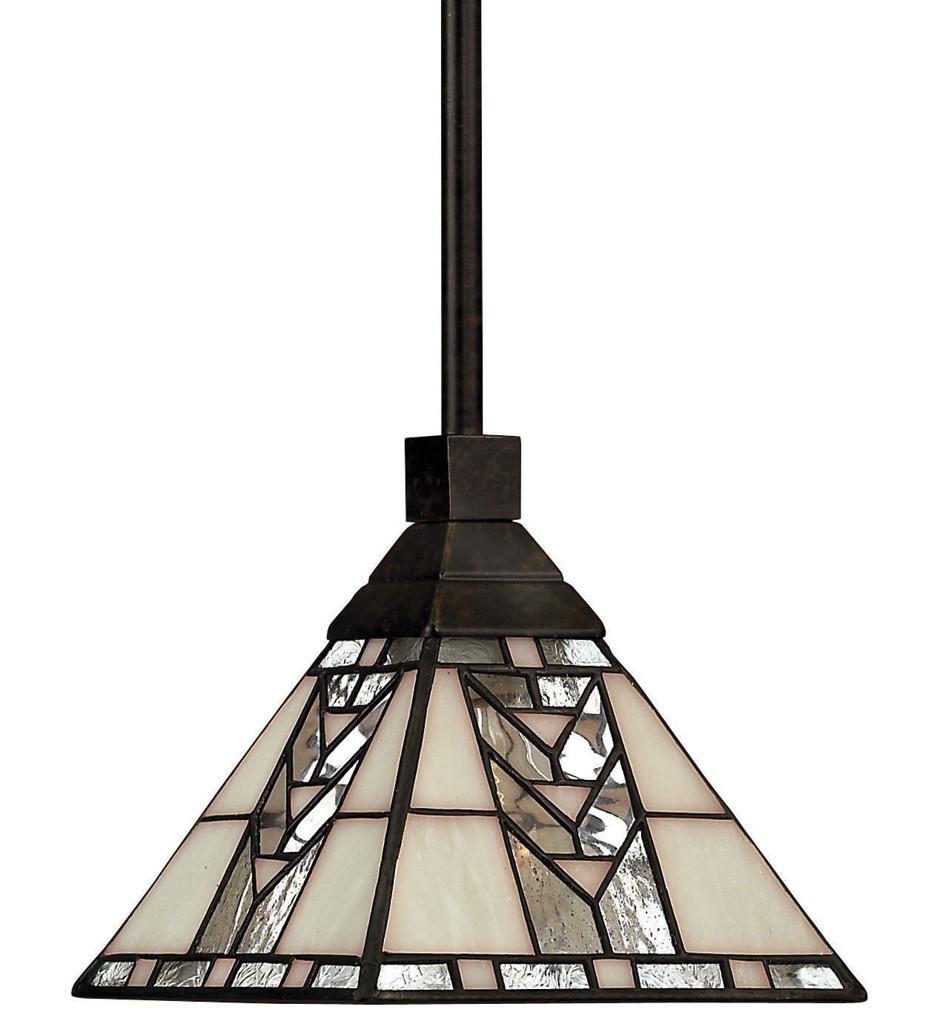 Hinkley Lighting - 4717RB - Tahoe Regency Bronze Mini-Pendant