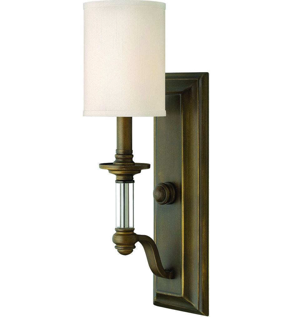 Hinkley Lighting - Sussex Wall Sconce