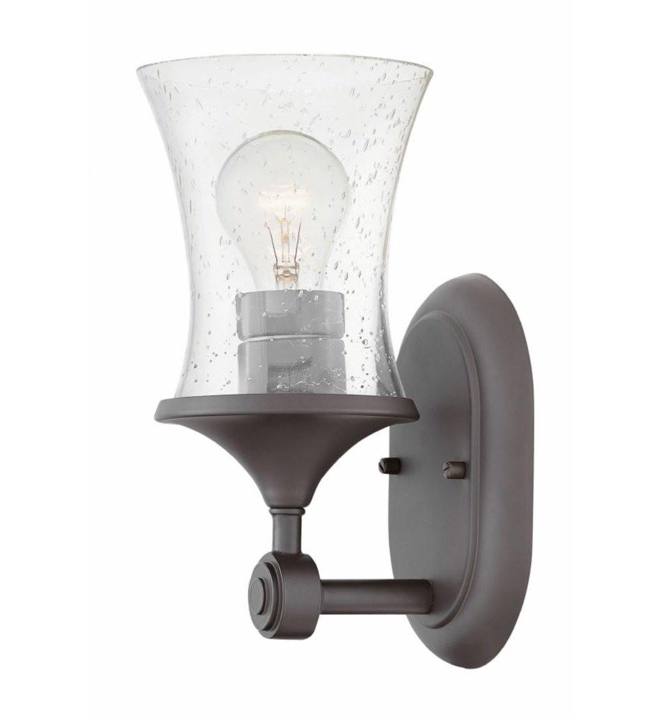 Hinkley Lighting - Thistledown 1 Light Bath Vanity Light