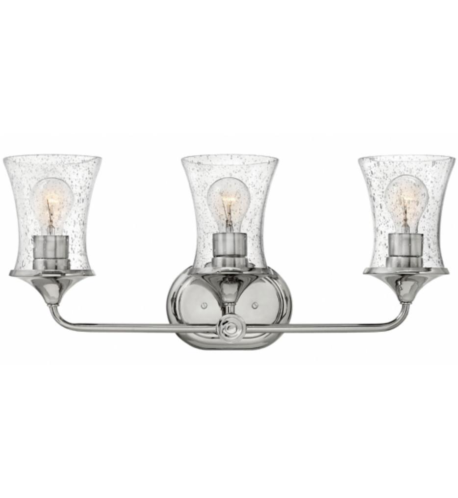 Hinkley Lighting - Thistledown 3 Light Bath Vanity Light