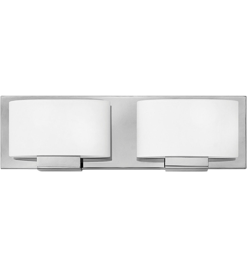 Hinkley Lighting - Mila 2 Light Bath Vanity Light