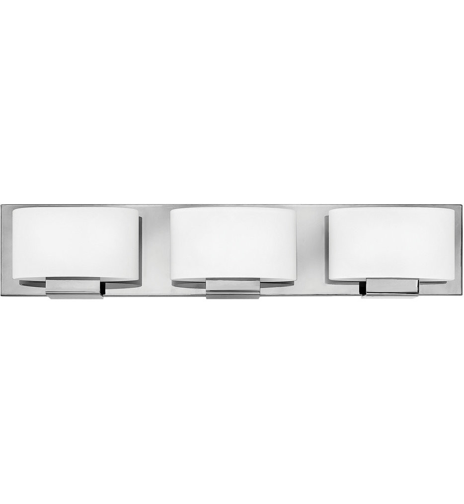 Hinkley Lighting - Mila 3 Light Bath Vanity Light