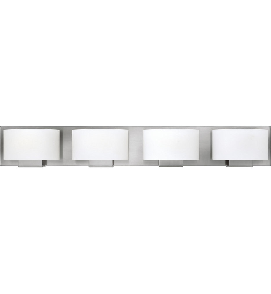 Hinkley Lighting - Mila 4 Light Bath Vanity Light