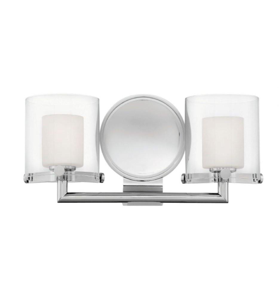 Hinkley Lighting - Rixon 2 Light Bath Vanity Light