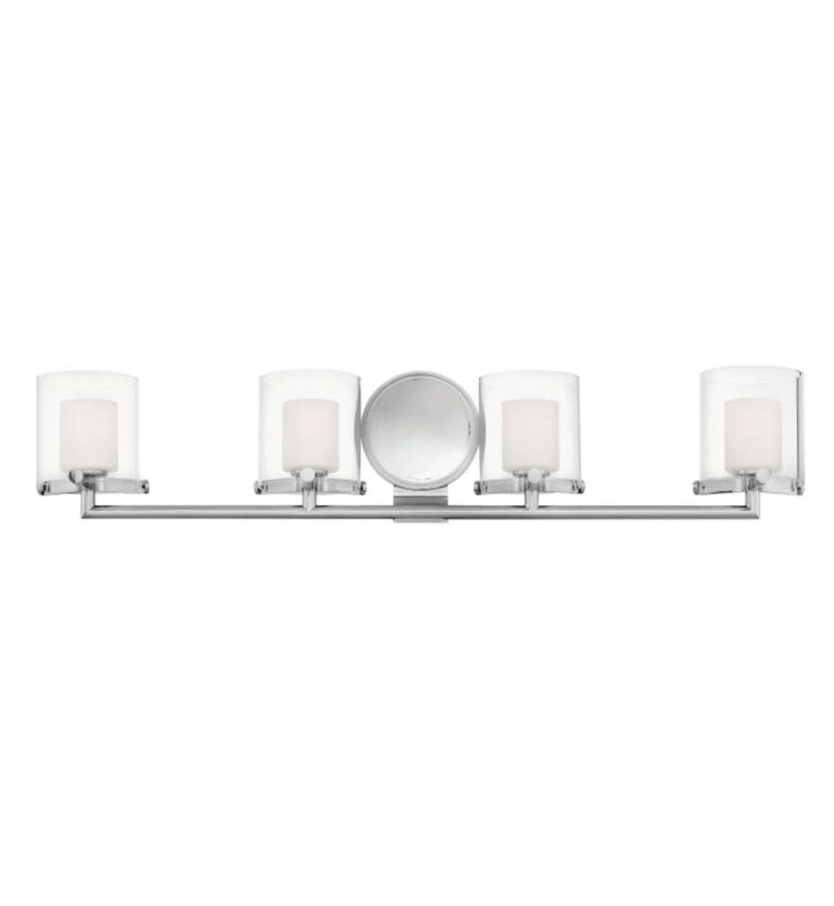 Hinkley Lighting - Rixon 4 Light Bath Vanity Light
