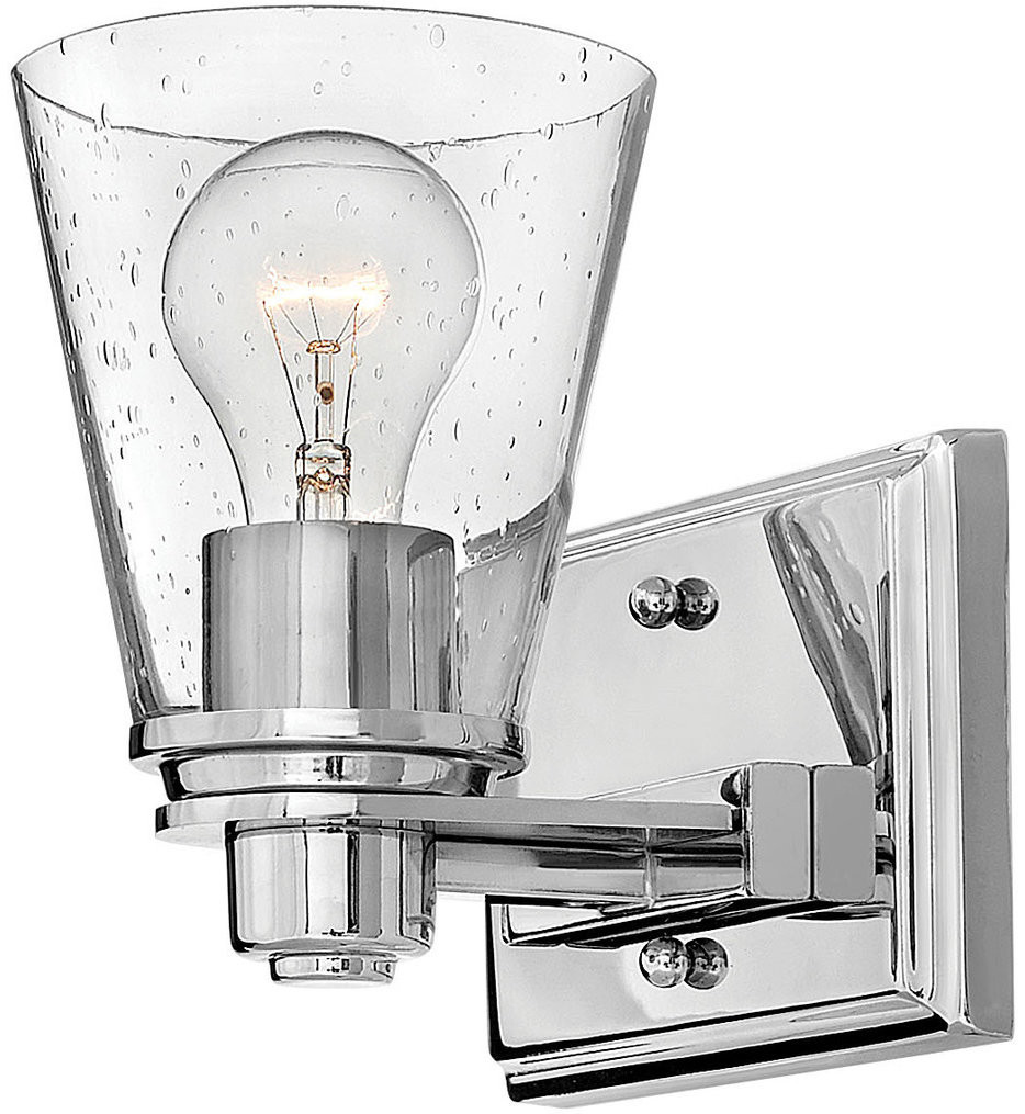 Hinkley Lighting - Avon 1 Light Bath Vanity Light