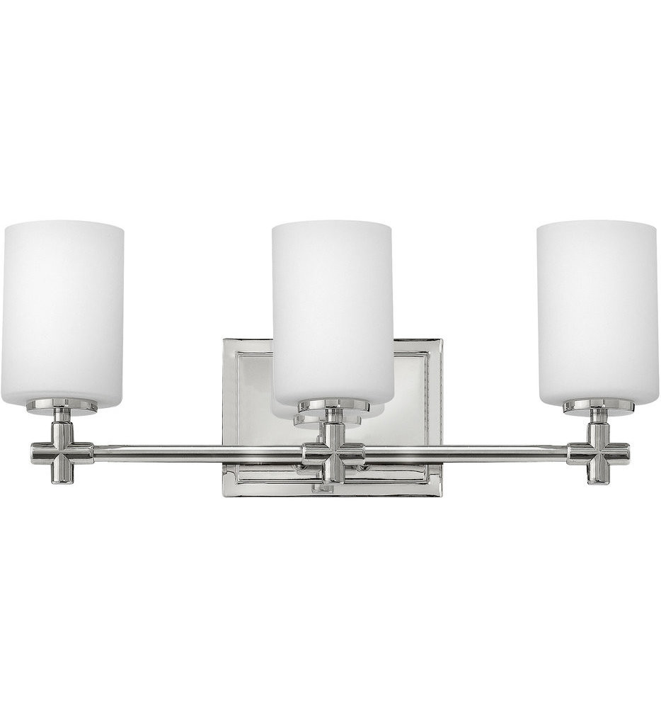 Hinkley Lighting - Laurel 3 Light Bath Vanity Light