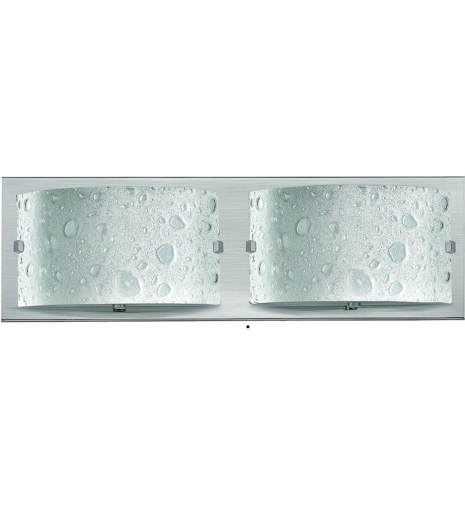 Hinkley Lighting - Daphne 2 Light Bath Vanity Light
