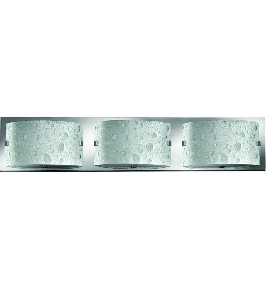 Hinkley Lighting - Daphne 3 Light Bath Vanity Light