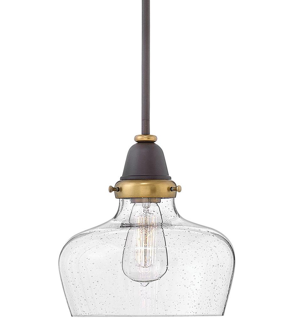 Hinkley Lighting - Academy 10.5 Inch Pendant