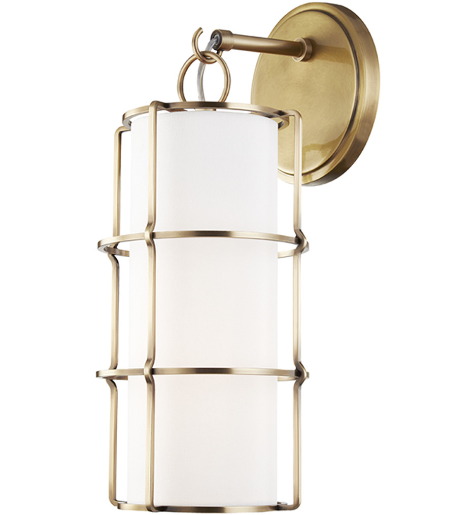Hudson Valley - Sovereign 1 Light Wall Sconce