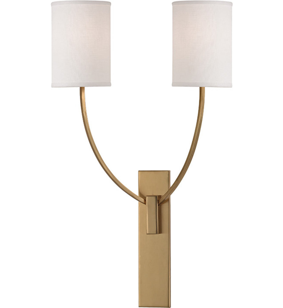 Hudson Valley - Colton 2 Light Wall Sconce