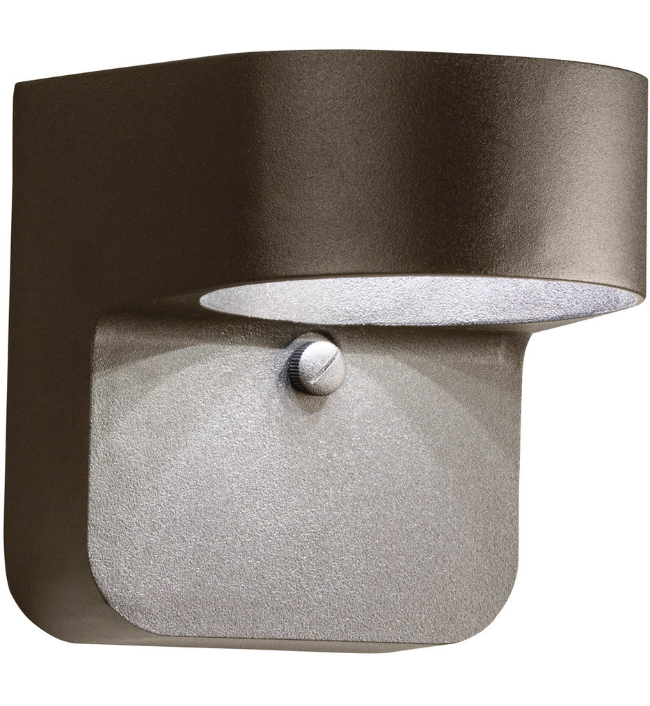 Kichler - Builder 5.5 Inch 6 Light LED Outdoor Wall Sconce