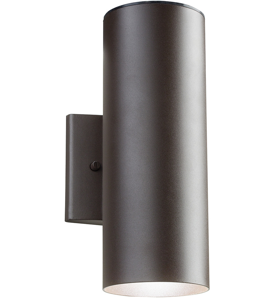 Kichler - 12 Inch LED Outdoor Wall Sconce