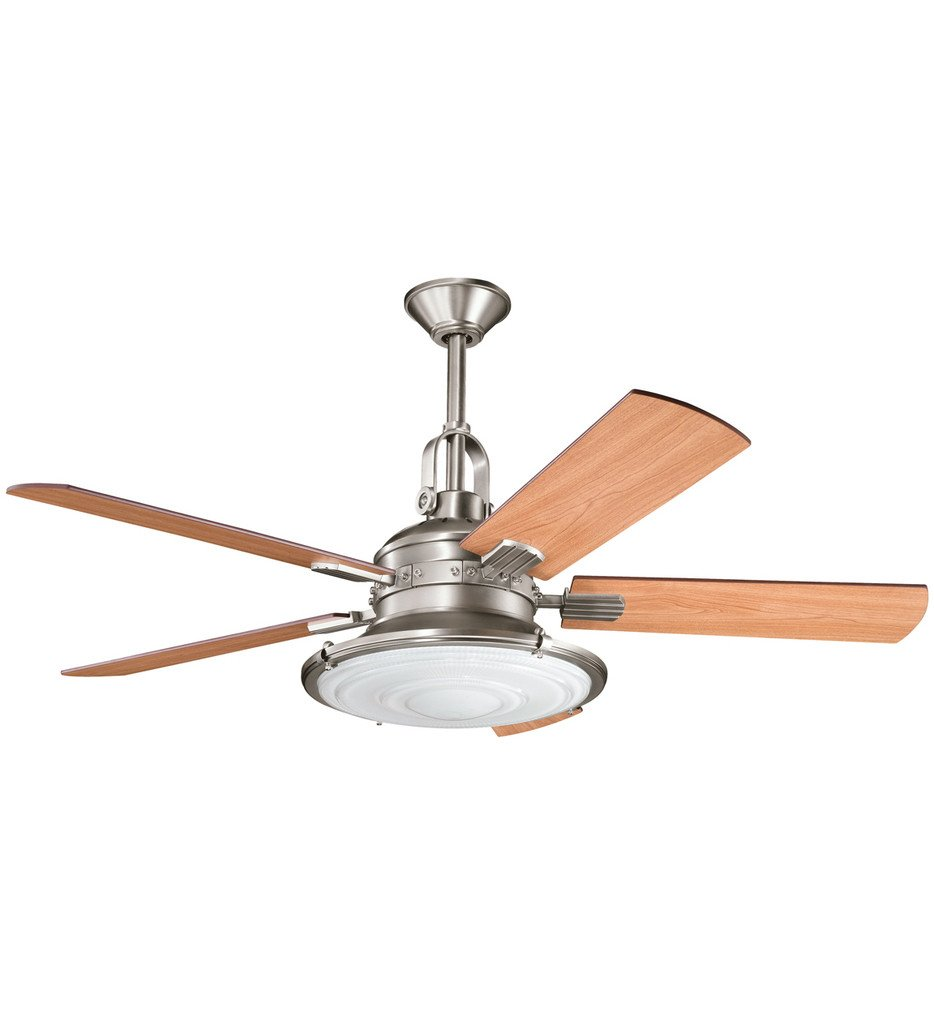 Kichler - Kittery Point 52 Inch 4 Light Ceiling Fan