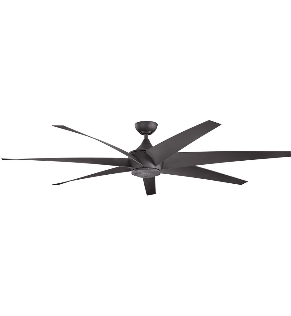 Kichler - Lehr 80 Inch Ceiling Fan