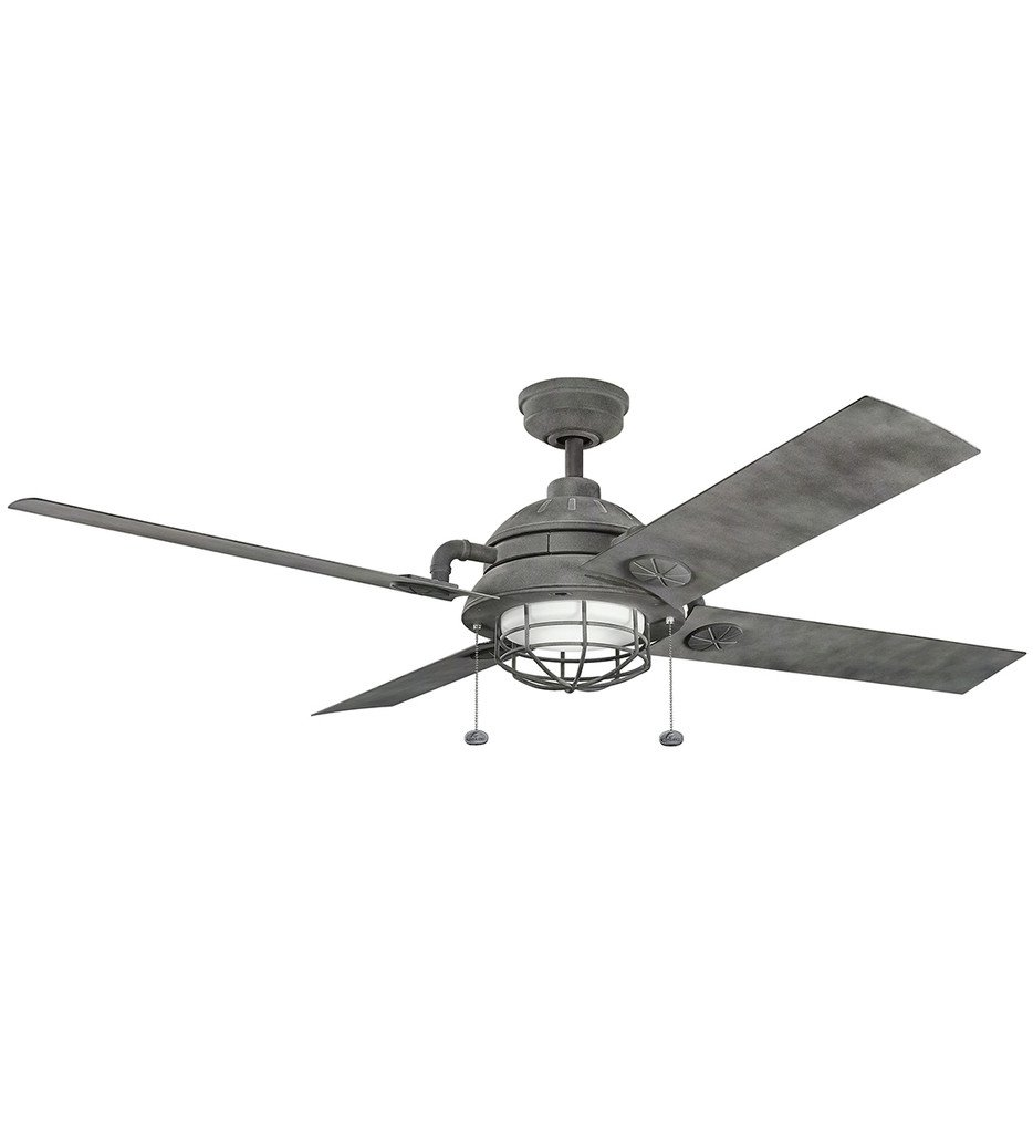 Kichler - Maor 65 Inch 1 Light Patio Fan