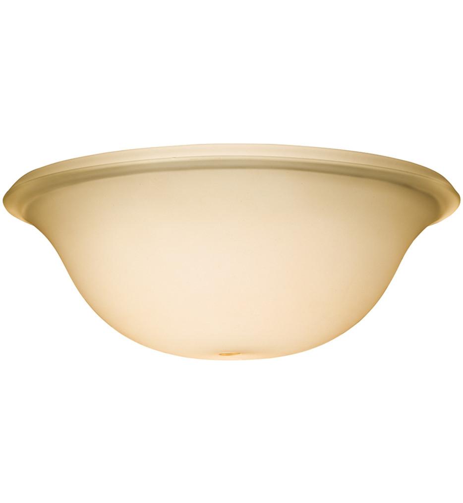 Kichler - 340014 - Universal Fan Glass Bowl