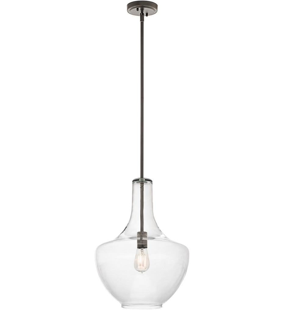 Kichler - Everly 20.25 Inch 1 Light Pendant