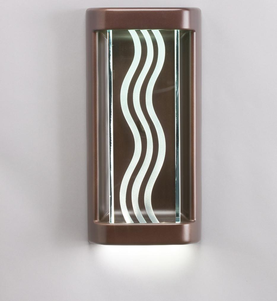 Kichler - 7 Inch 1 Light LED Wall Sconce Housing