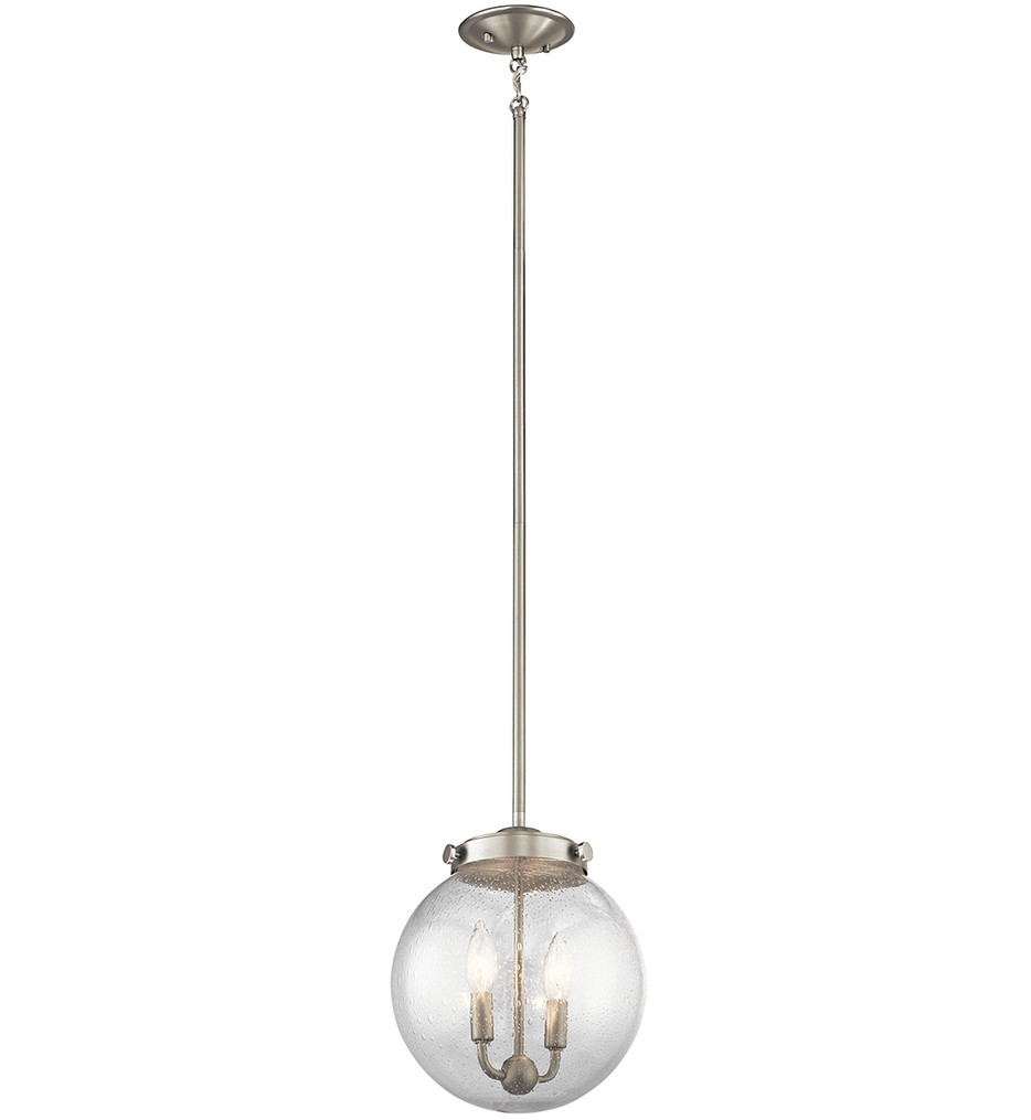 Kichler - Holbrook 12 Inch 2 Light Mini-Pendant