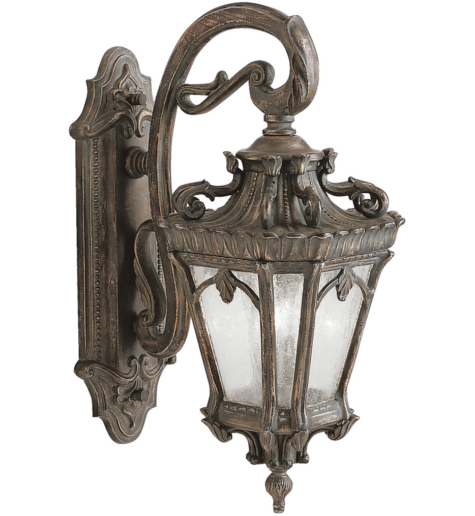 Kichler - Tournai 24 Inch 2 Light Outdoor Wall Sconce