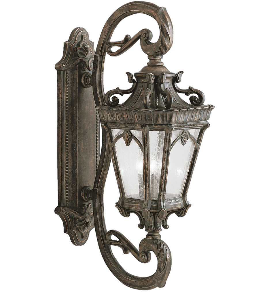 Kichler - Tournai 37.75 Inch 4 Light Outdoor Wall Sconce