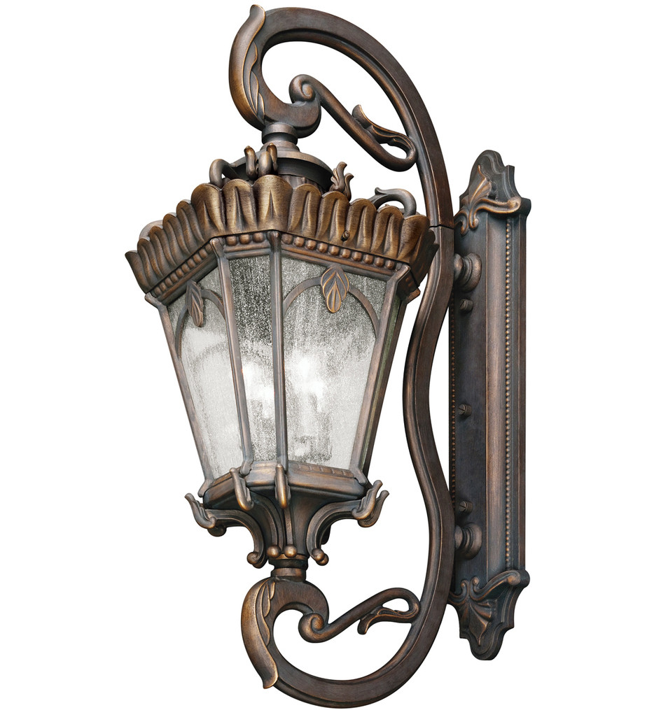 Kichler - Tournai 46 Inch 4 Light Outdoor Wall Sconce