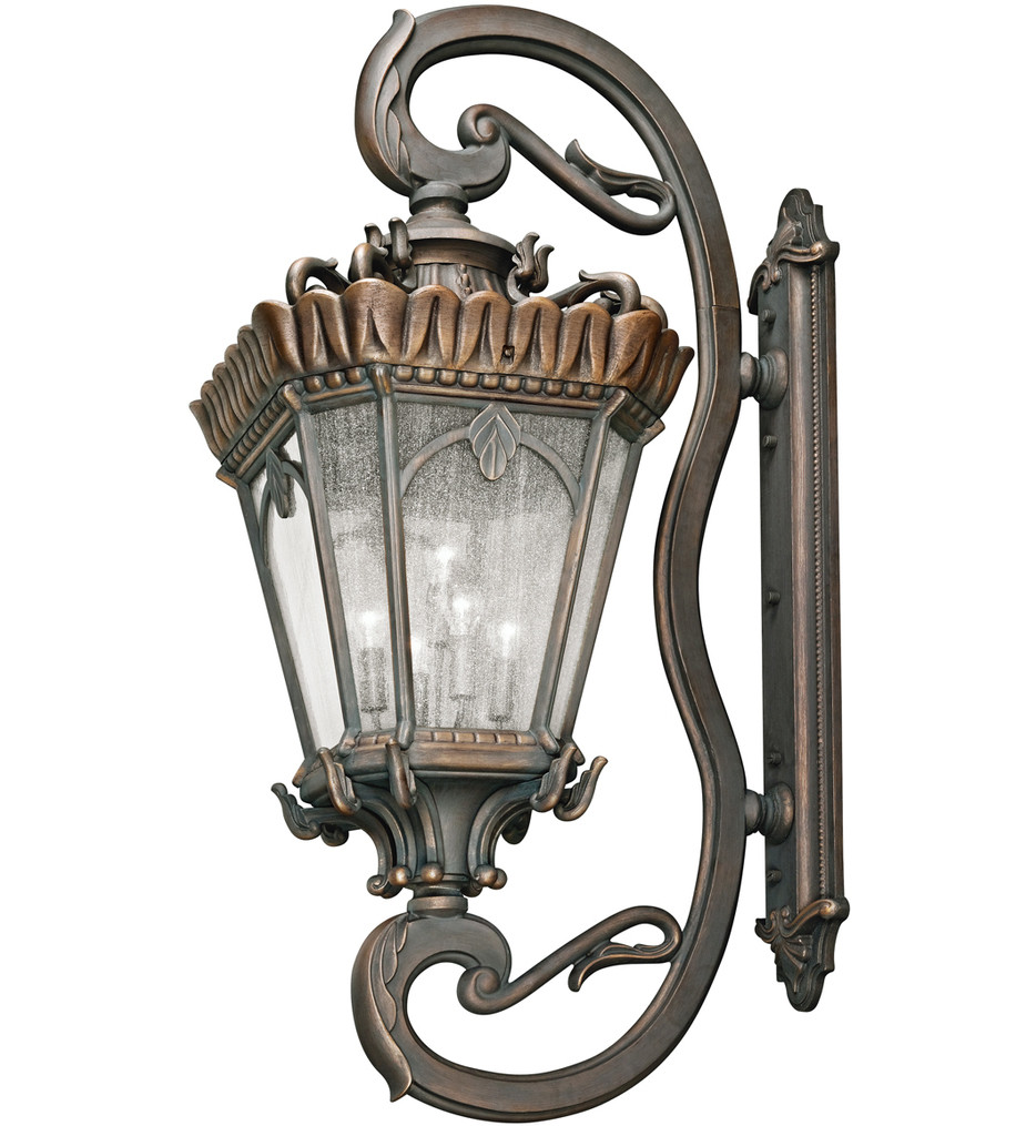 Kichler - Tournai 69.5 Inch 5 Light Outdoor Wall Sconce