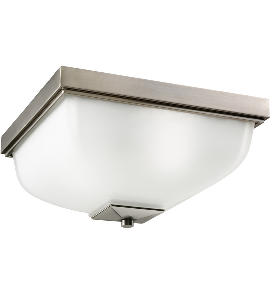 Kichler - Benton 7 Inch 2 Light Outdoor Flush Mount