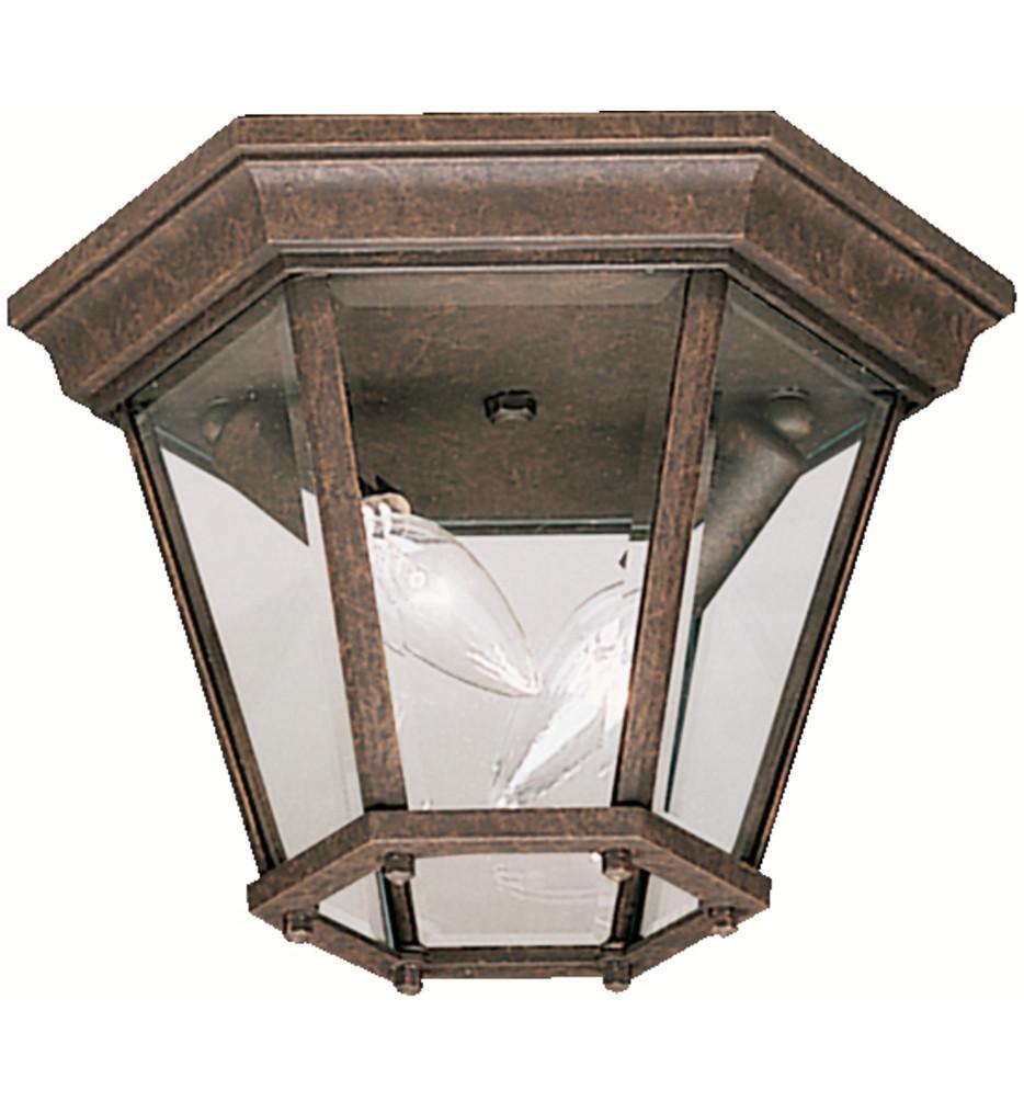 Kichler - Madison 7.25 Inch 2 Light Outdoor Flush Mount