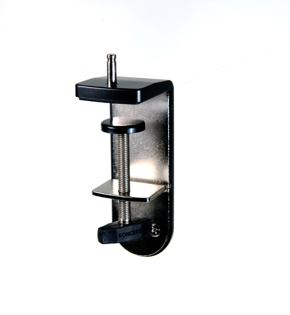 Koncept - Two-Piece Clamp for Z-Bar Desk Lamp