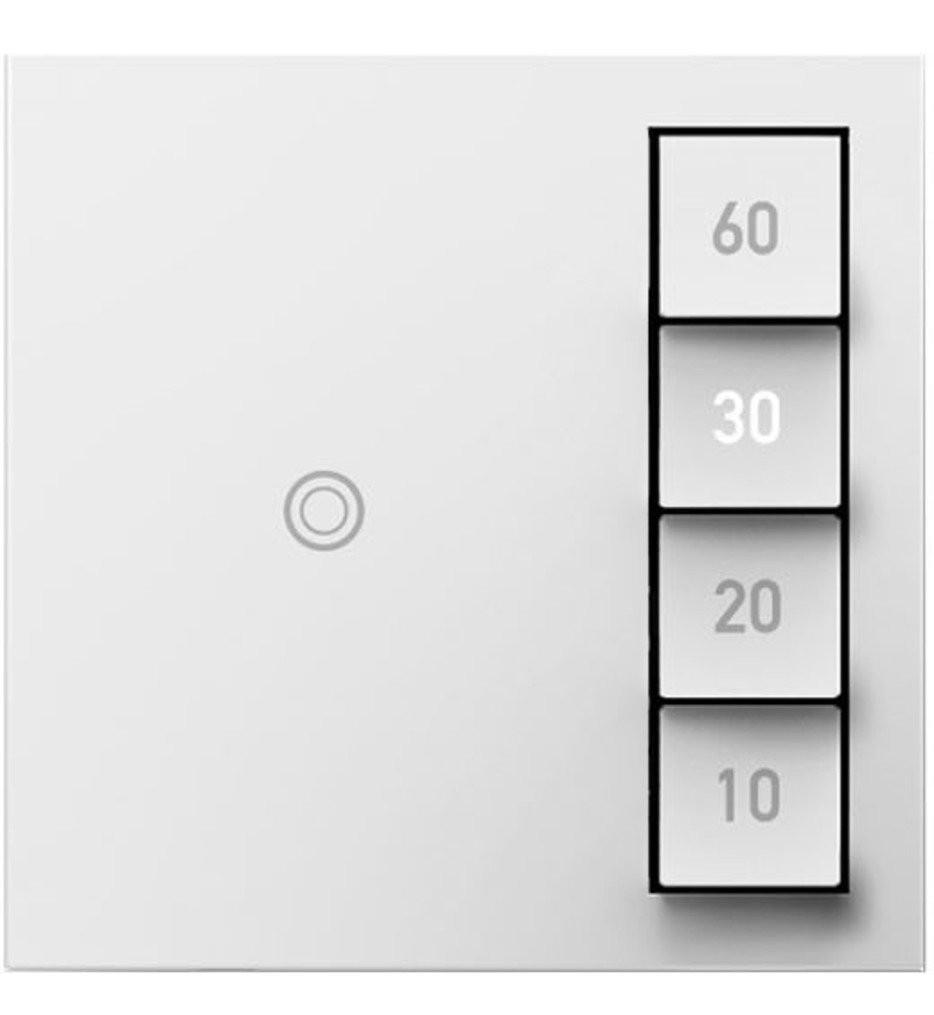 Legrand Adorne - SensaSwitch Timer Switch