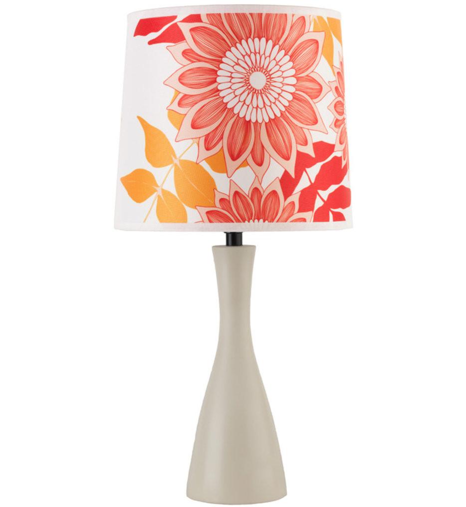 Lights Up! - Oscar 18 Inch Table Lamp