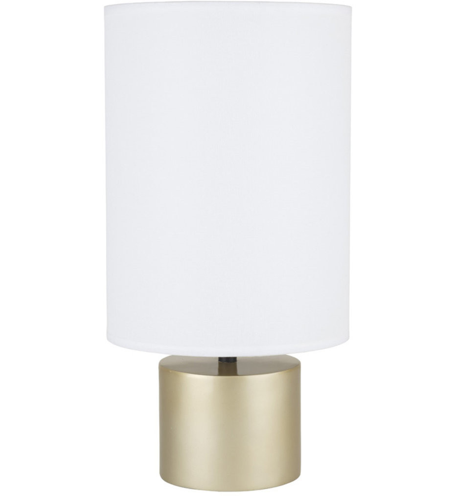 Lights Up! - Devo 18 Inch Round Table Lamp