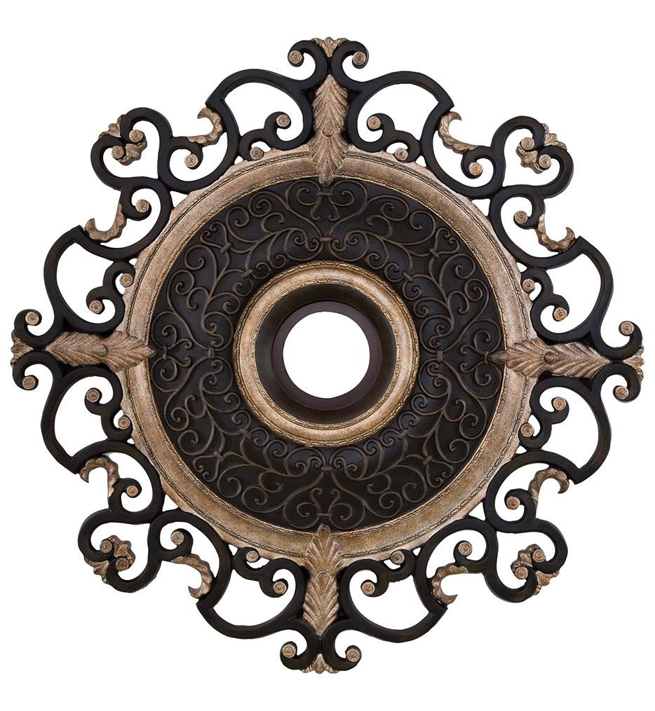 Minka-Aire - 38 Inch Ceiling Medallion for F705/F715 Fans