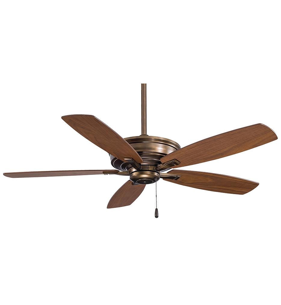 Minka-Aire - Kafe 52 Inch Ceiling Fan