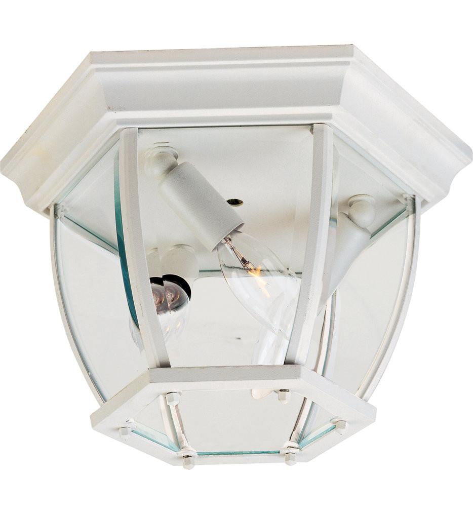 Maxim Lighting - Maxim Outdoor Flush Mount
