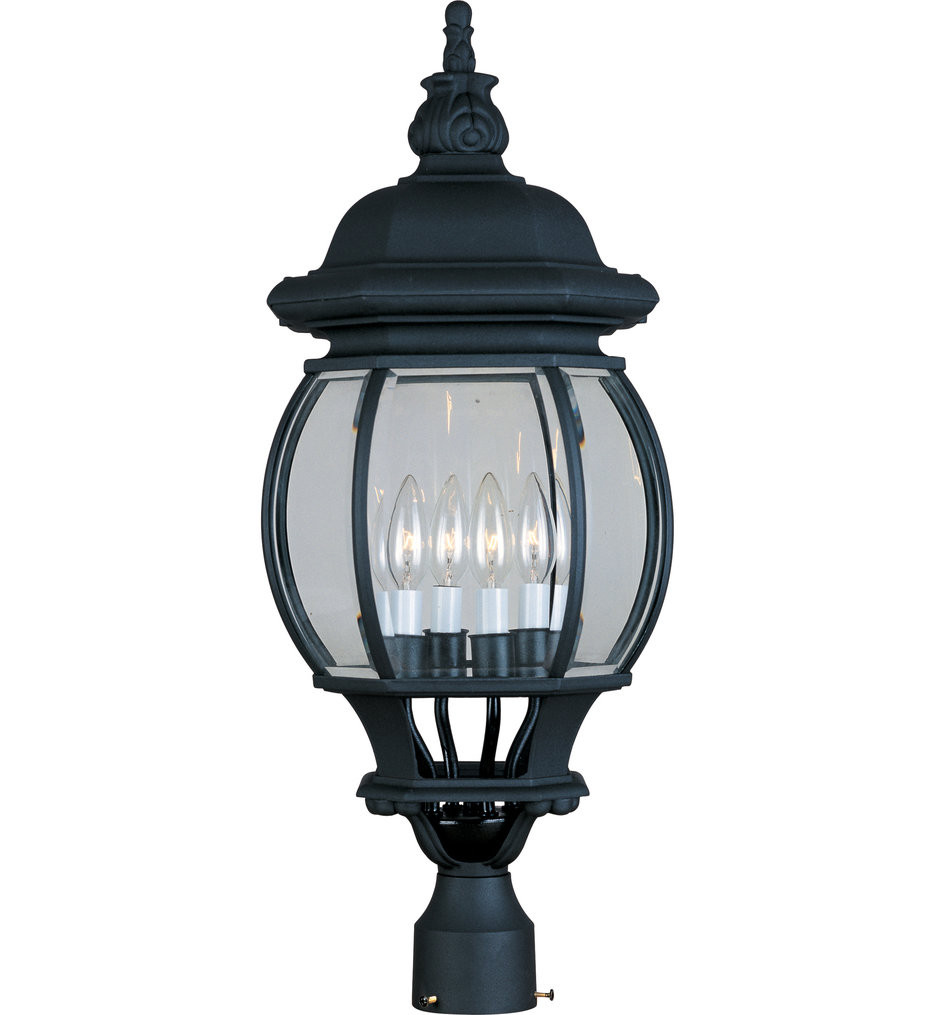 Maxim Lighting - Crown Hill 27 Inch 4 Light Outdoor Post Light