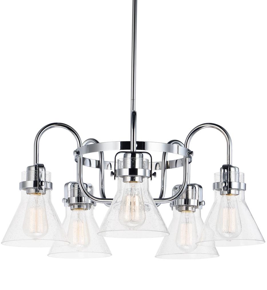 Maxim Lighting - Seafarer 23.75 Inch 5 Light Chandelier