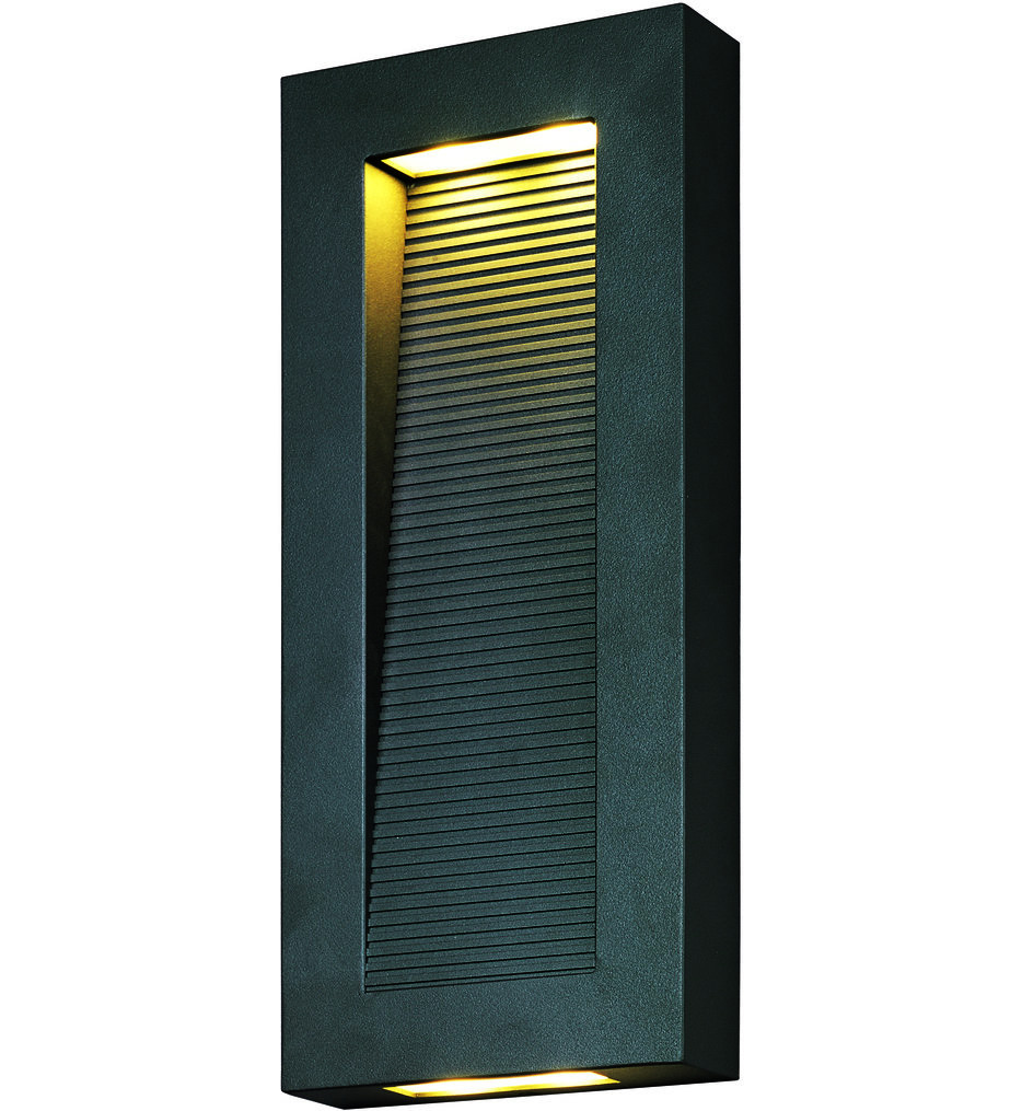 Maxim Lighting - 54352ABZ - Avenue Architectural Bronze 16 Inch Outdoor Wall Sconce