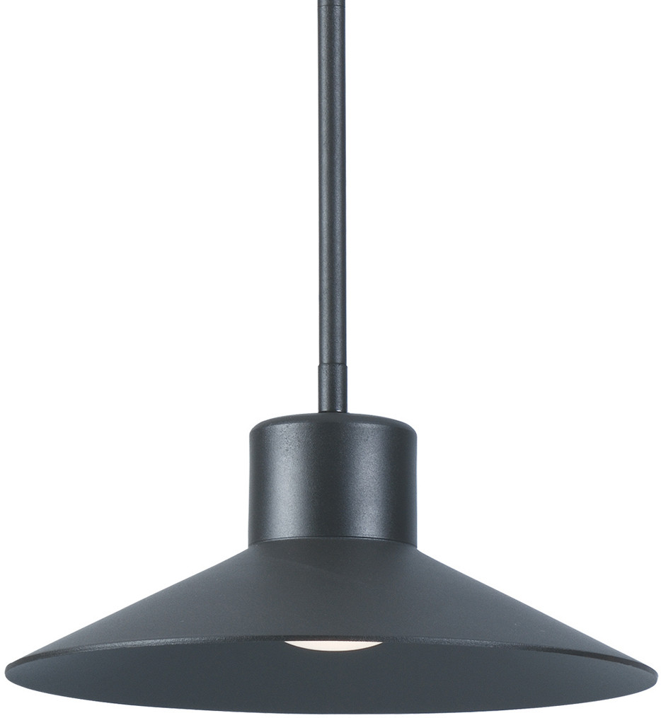 Maxim Lighting - 54367FTABZ - Civic Architectural Bronze 1 Light Outdoor Hanging Lantern