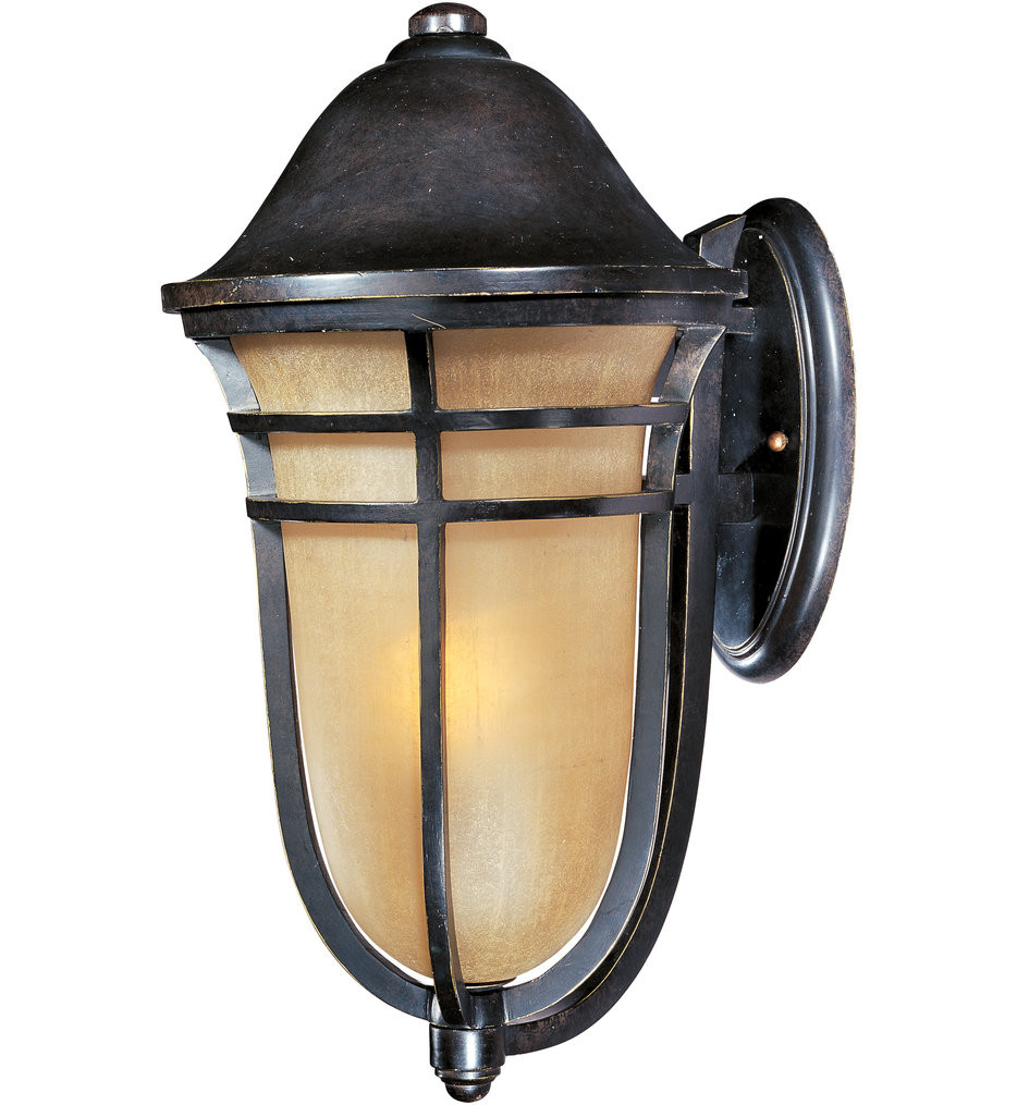 Maxim Lighting - 55404MCAT - Westport VX Artesian Bronze 21 Inch Outdoor Wall Sconce