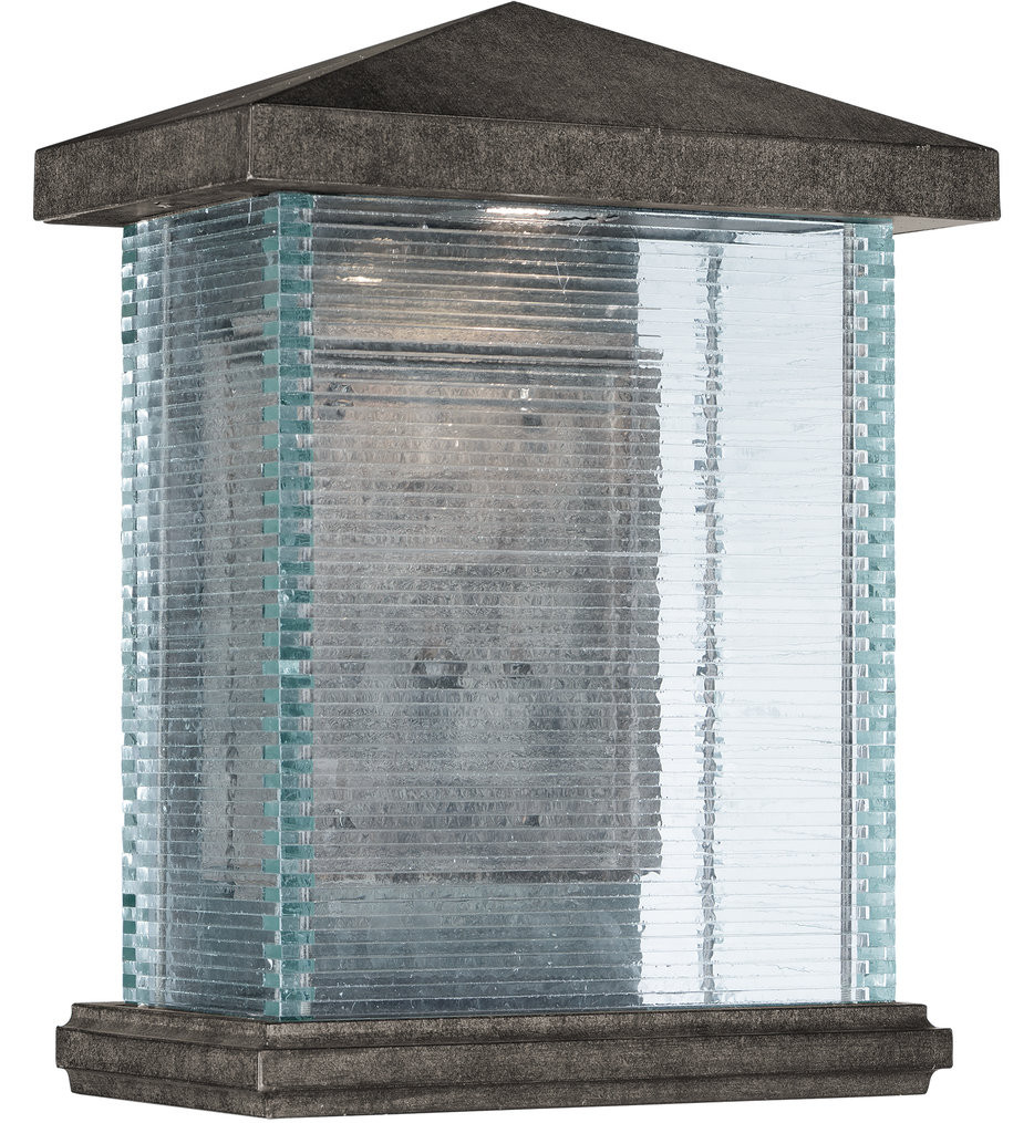 Maxim Lighting - 55734CLET - Triumph Earth Tone 16 Inch Outdoor Wall Mount