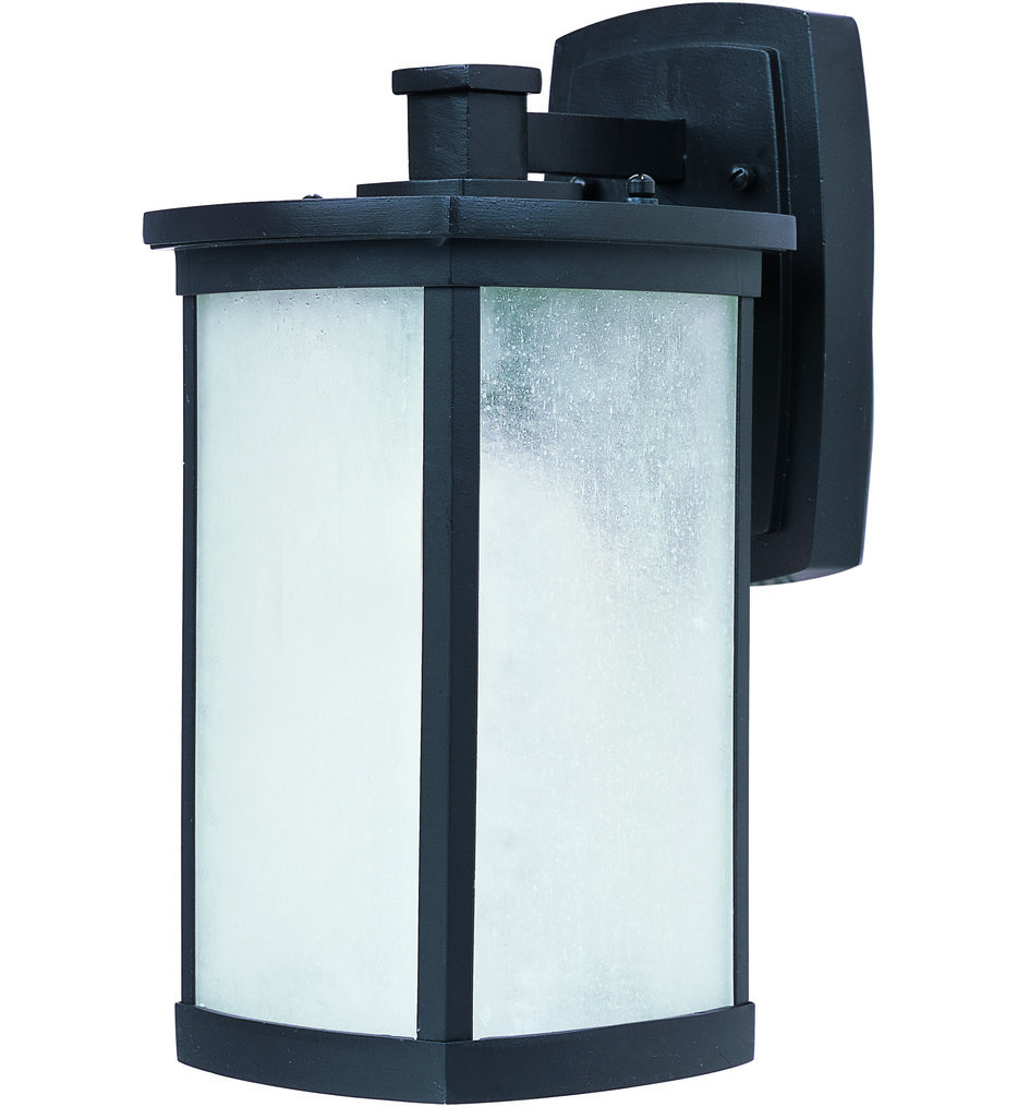 Maxim Lighting - 65753FSBZ - Terrace Bronze 13.75 Inch LED Outdoor Wall Mount